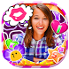 Cute Keyboard with My Photo by True Fluffy Apps and Games