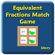 Equivalent Fractions Matching by Gbury Apps
