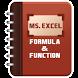 Ms. Excel Formula Guide App by Momoke Studio
