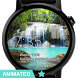 Animated Waterfall Watch Face by osthoro