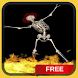 Dancing Skeleton Live Wallpaper by Dark Manta Studios