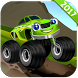 Racing Blaze Truck by Revolution Game™