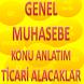 GENEL MUHASEBE TİCARİ ALACAK by Kenan IŞIK