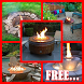 DIY Fire Pits Ideas by Dede Nurul Komaria