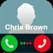 Prank Call Chris Brown by Melotoo Fake Prank