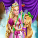 Princess Magic Tailor Blonde Girls Games by GirlsPlay