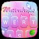 Waterdrops GO Keyboard Theme by GOMO Dev Team