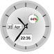 Analog Clock light Widget by ZingWare