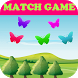 Match Butterfly Game Free by Fun Kidz Games