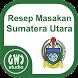 Resep Masakan Sumatera Utara by GWC Studio