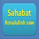 Sahabat Rosululloh saw by minax Studio