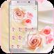 Pink Rose Petal Theme Rose Love by Beauty Die Marker