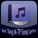 Son Tung M-TP Songs by Rubiyem Studio