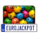 Results of Eurojackpot lottery by BlackTrail