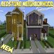 Redstone Neighborhood Map MCPE by ShvedXGames