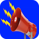Sirens and Alarms Ringtones by Ape X Apps 333