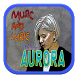 Music Aurora with Lyrics by Ucokabe Latih