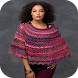 crochet poncho patterns by Harumando