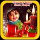 Christmas Happy Photo Frames by Poppy Apps