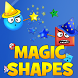 Magic Shapes Lite by Toby R