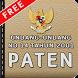 UU Paten by Reza Borneo
