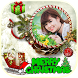 Merry Christmas 2016 Frame by Cheer Up Studio