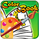 Color Book for Kids by 4DSoftTech