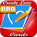 LuvLove Pro Love Cards Creator by Evolution Apps e Games