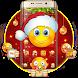 Christmas Emoji Theme by Cool Theme Love