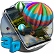 3D Turkey Hot Air Balloon Theme by Elegant Theme