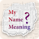 My Name Meaning by Photo Editor Solution