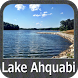 Lake Ahquabi - IOWA GPS Map by FLYTOMAP INC