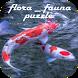 Slide Puzzle Flora Fauna by inoval devl
