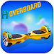 Super Hoverboard Rider by Wave Matter Media