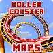 Roller coaster Maps for MCPE by SavaDev Game Studio
