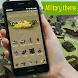 Military army icons theme pack by li shangjing