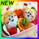Resep Kreasi Bento Lengkap by Mimi palmer
