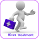Hives treatment by BestGreenApps