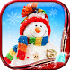 Snowman Live Wallpaper by Bling Bling Apps