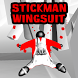 Stickman 3D Wingsuit by Dark Blue Creations