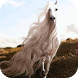 Horse with Long Mane LWP by Volfcan
