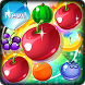 Gems Frenzy Fruit Match 3 New! by Euis games