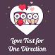 Love Test for One Direction by JH Digital Solutions