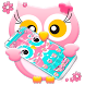 Lovely Owl Theme by Best Cool Theme Dreamer
