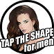 Tap the shape for men