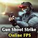 Gun Shoot Strike Team Online by Online FPS Games