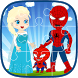 Superhero Puzzle - Cartoon Game For Kid & Toddler