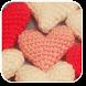 Crochet Heart Pattern by blackpaw