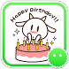 Stickey Lovely Lamb Hilarious by Awesapp Limited