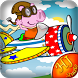 Cute Piggy Pilot by HJ Studio